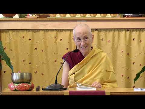 37 Engaging in the Bodhisattva's Deeds: Resolving to Overcome Our Afflictions 02-25-21
