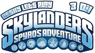 Český Let´s play | Skylanders: Spyro