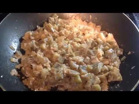 Быстро и вкусно. Баклажаны жареные как грибы.