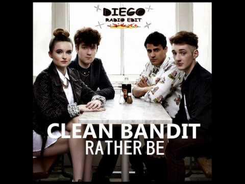 Clean Bandit - Rather be (AUDIO)