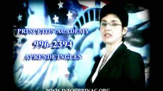 Princeton Academy youtube spot