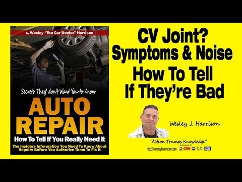 How to tell | if your CV Boots and Axle is Bad |Auto Repair|CV Joint|is it bad|CV Axle|Inboard Joint