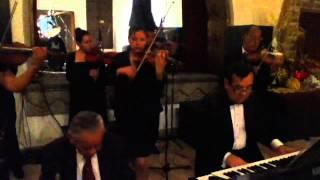 La vida en Rosa - Orquesta O R O - Participación especial con Salterio