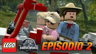 LEGO Jurassic World | Episodio 2 | Bienvenidos a Jurassic Park