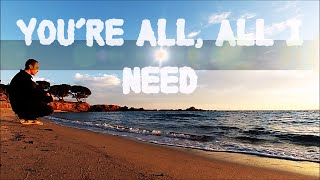 Elesy KING - You´re all i need (Official Lyric Video)