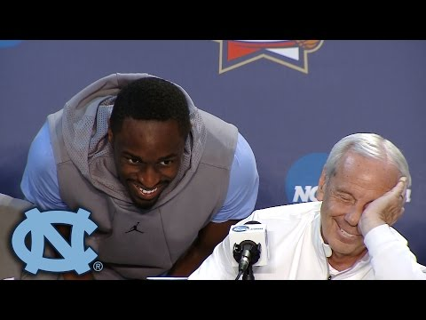 Theo Pinson Crashes Press Conference Before National Title Game