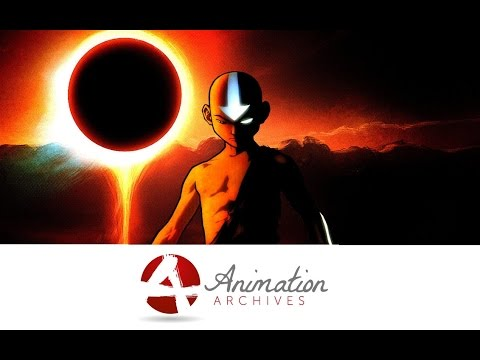 Avatar The Last Airbender Animation Archives Episode 1 Youtube