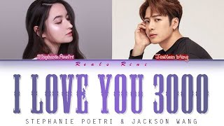 I LOVE YOU 3000 II - Stephanie Poetri & Jackson Wang