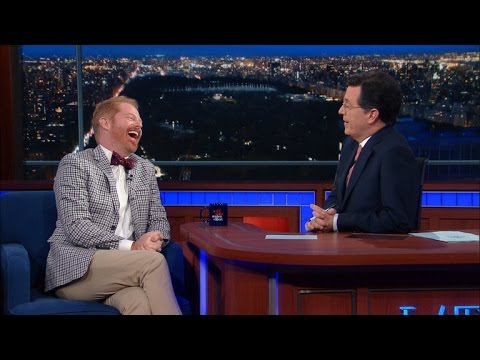 Jesse Tyler Ferguson Can't Name Drop Himself