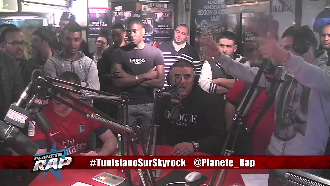 tunisiano vs aketo freestyle