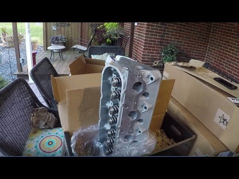 Unboxing 500HP in Parts For the LM7 5.3
