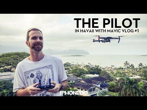 In Hawaii with Mavic — VLOG #1 [4K]