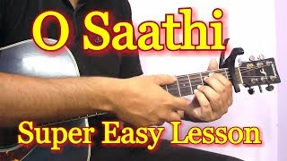 For written chords check this - https://www.kkeeplaying.com/o-saathi-baaghi-2-guitar-chords best guitars to buy online https://www.kkeeplaying.com/acoustic...