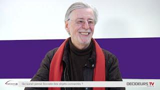 Hervé Fischer - Qu'aurait pensé Socrate des objets connectés ?