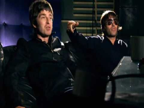 Oasis - Noel & Liam About Champagne Supernova