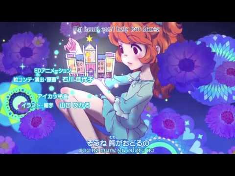 Aikatsu! Ending w Lyrics Chu Chu Ballerina