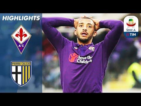 Fiorentina 0-1 Parma | Vitor Hugo Sees Red For Viola | Serie A