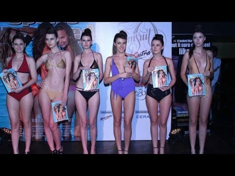 Sports Illustrated India's Golden Jubilee Swimsuit Issue 2014 By Kamasutra !