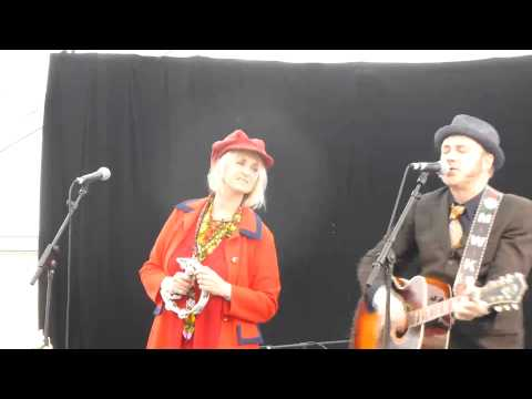 Music and Reading Mark Billingham and My Darling Clementine at Beverley Folk Festival
