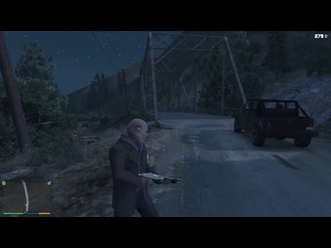 GTA 5 funny stunts