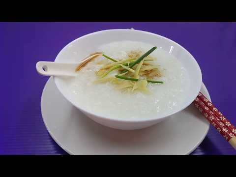 Fish Congee / Porridge ● Homemade Recipe [Simple & Easy]