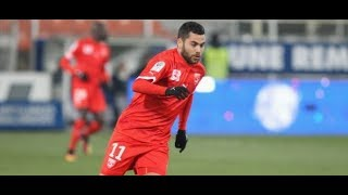 Teji Savanier -Nîmes Olympique Fc- 2017/18