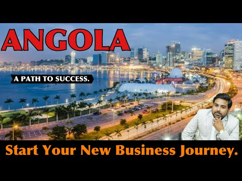 Hottest Business Opportunities in ANGOLA. Learn how to become a millionaire.