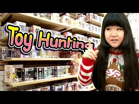 TOY HUNTING - Busy EVERYWHERE!!! - Fortnite, Funko Pops, Blind Bags and MORE!