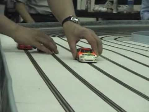 RPE NASCAR CUP 2007 Round2 ver2.0 Slot Car Racing
