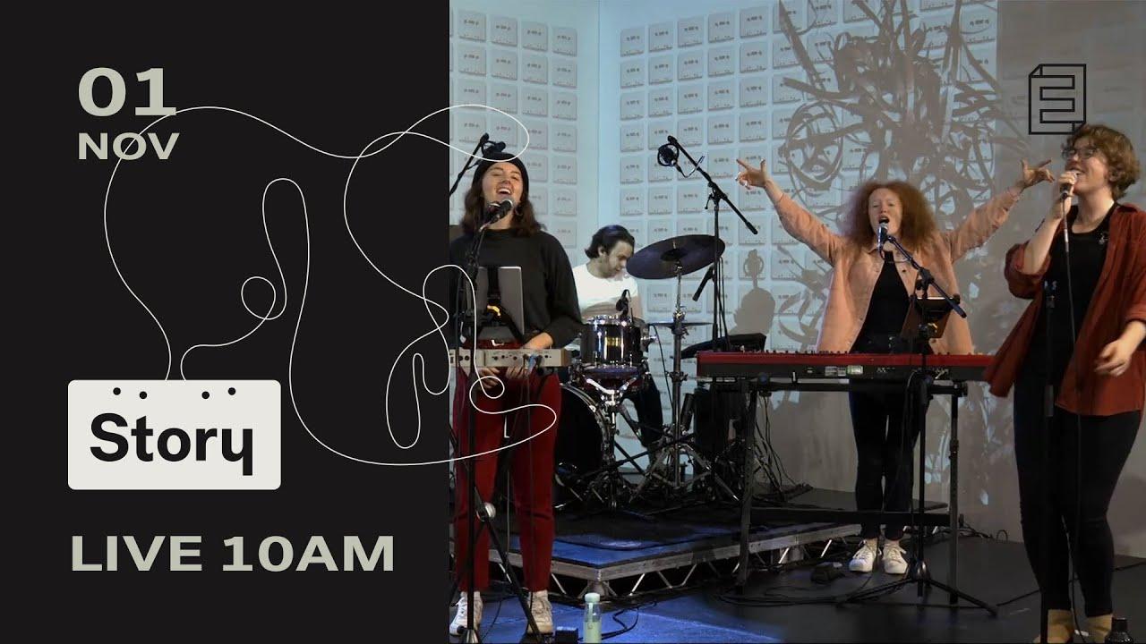 Emmanuel Live Online Service // 10am Sun 1 Nov 2020 Cover Image