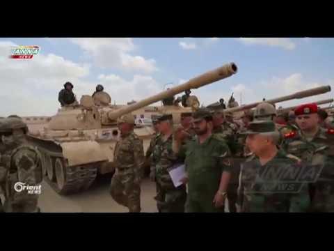 Brigadier Suheil al-Hasan is Bashar Assad's main rival