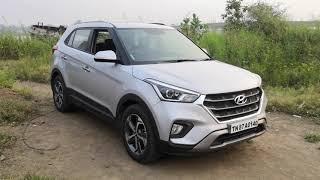 In Hindi: 2018 Hyundai Creta Facelift Review (Diesel Manual)