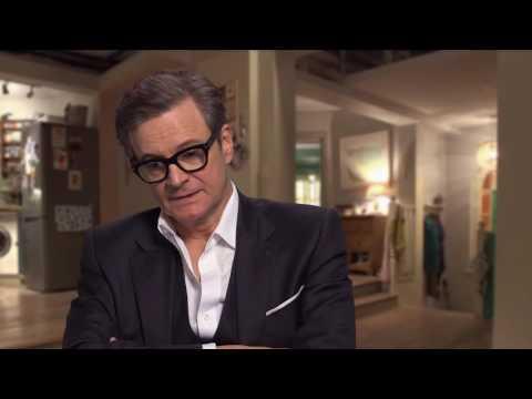"Bridget Jones's Baby ""Mark Darcy"" On Set Interview - Colin Firth"