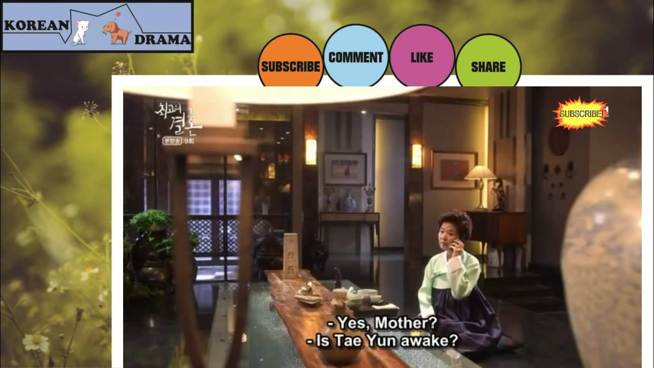 Marriage not hookup ep 9 eng sub
