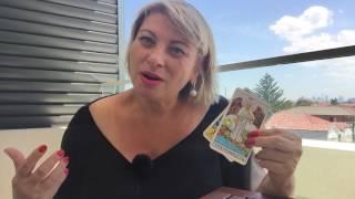ВЕСЫ- ТАРО прогноз на ФЕВРАЛЬ 2017 года от Angela Pearl.