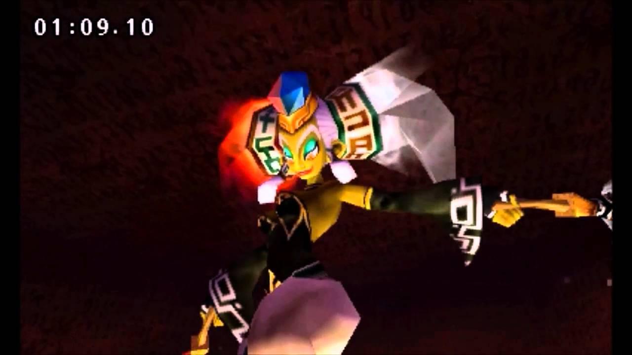 the legend of zelda ocarina of time 3d boss 8 twinrova
