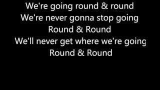Selena Gomez Round & Round (LYRİCS)