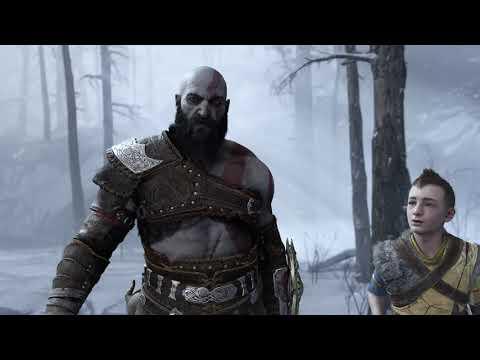 First look at God of War Ragnark
