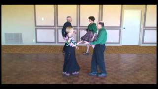 Video Square Dance Lessons - Mainstream Lesson #2