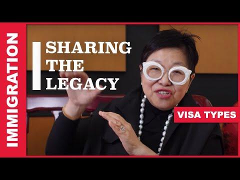 Sharing the Legacy Vlog: Episode 3 - Visas - Part 1