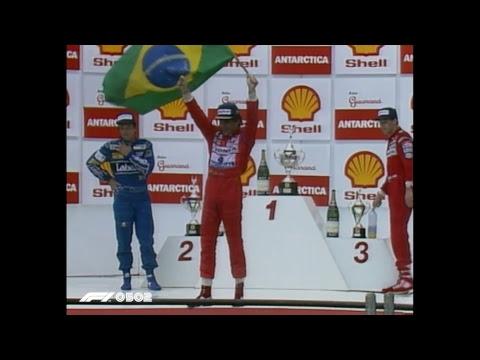 Brazil 1991 Extended Highlights   Race 1000 - FORMULA 1