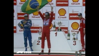 Brazil 1991 Extended Highlights | Race 1000