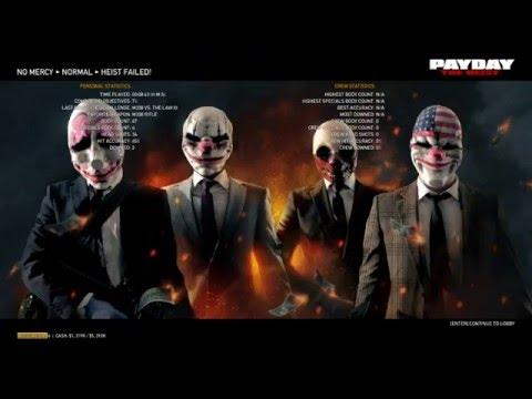 Payday The Heist Прохождение на русском - часть 3