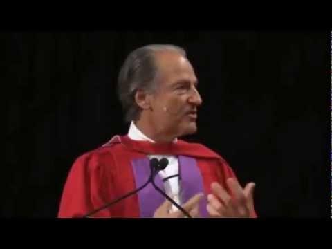 Pierre Lassonde Convocation Speech