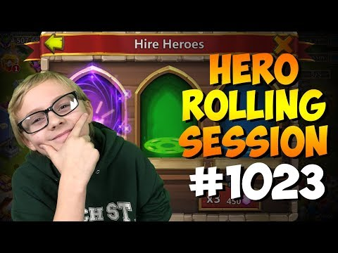 Rolling With Bobby HERO Collector 40,000 Gems Castle Clash!