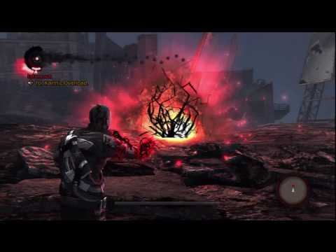 inFamous Gameplay 40 Mission: The Truth - Final Boss Kessler - [HD]