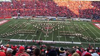 University of Wisconsin Marching Band Phantom of the Opera