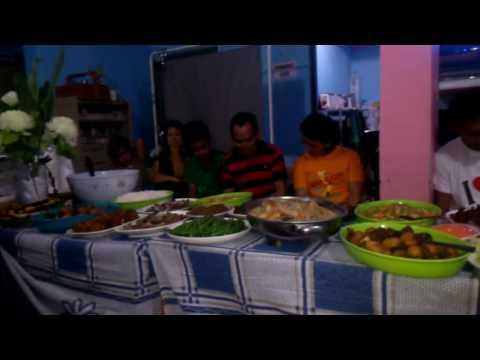 Birthday Party RHU in Cervantes, Ilocos Sur
