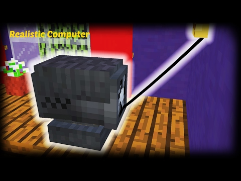 ✔ Minecraft: How to make a Working Computer