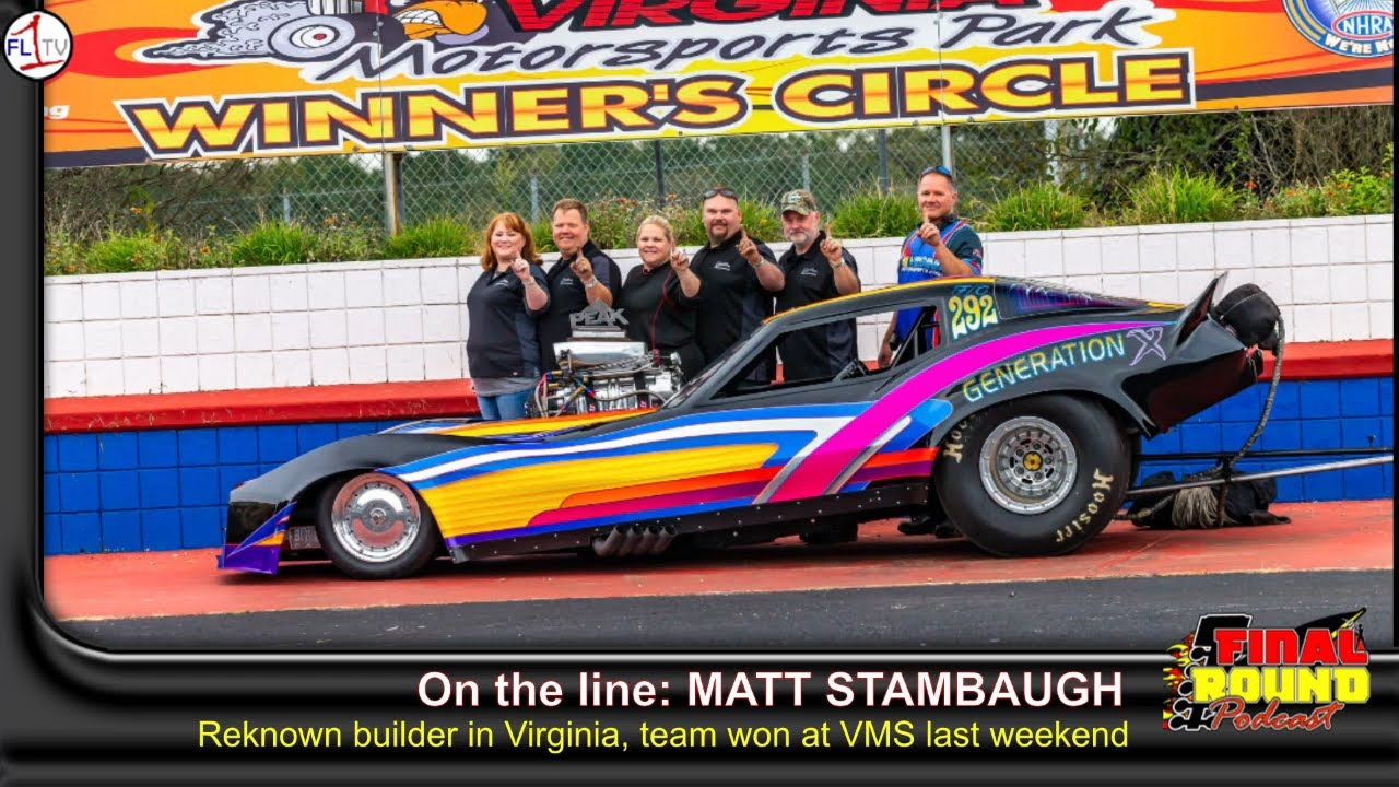Celebrating 2 years with Wade Farner and Matt Stambaugh..::.. The Final Round Podcast #050
